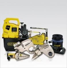 Mechanical & Hydraulic Bolting Tools