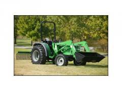 Montana Tractors 4540