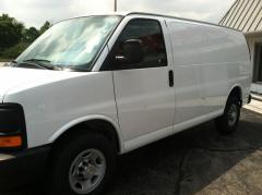 2009 Chevrolet Express Cargo Van Work Van