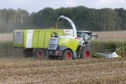 Claas Forage Harvester