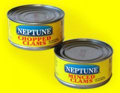 Neptune Clams
