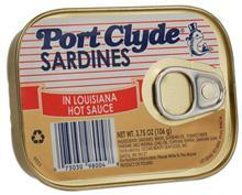Fish Steaks and Sardines