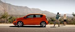 Chevrolet Sonic New Car