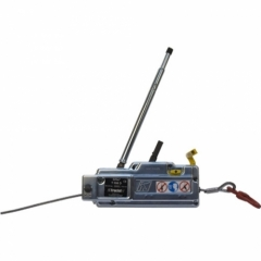 Tirfor® machines are portable manual hoists