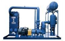 Compressor Cooling Package at Fertilizer Plant