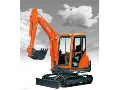 Kubota KX71-3S Excavators