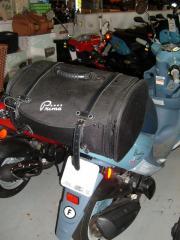 The Prima Rear Bags