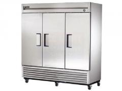 Triple Door Reach-In Refrigerator, True TRUT72