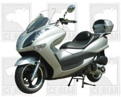300cc Ice Bear Moped Scooter PMZ300-11