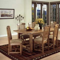 7 Piece Dining Set Sedona Collection by Sunny