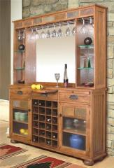 Back Bar & Server Sedona Collection by