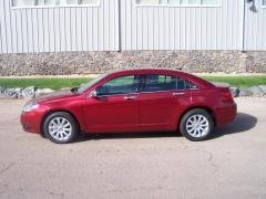 2013 Chrysler 200 Limited Sedan Car