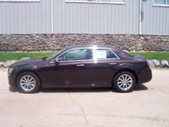 2012 Chrysler 300 Limited Sedan Car