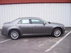 2012 Chrysler 300C c Sedan Car