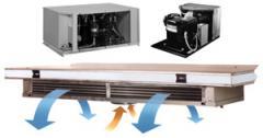 """SRC """"Surround Air™ Refrigeration Equipment"""