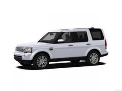 2012 Land Rover LR4 HSE LUX SUV