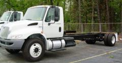 International 4300 Cab & Chassis Trucks