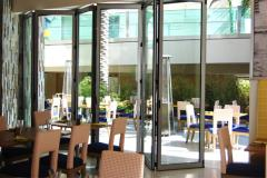 Bi Fold Doors S.51 All Aluminum