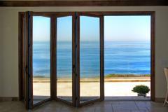 Bi Fold Doors S.72 Wood Clad