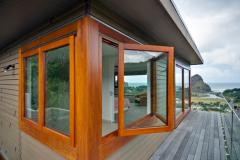 Series 66 All Wood Folding Door System