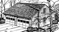 Hupmobile Garage