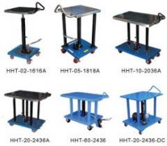 Hydraulic Lift Tables