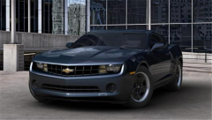 2013 Chevrolet Camaro Coupe 1LS Vehicle