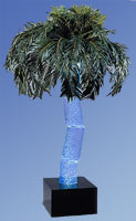 AP-5S Aqua Palm Floor Lamp