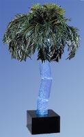AP-5S Aqua Palm Floor Lamp