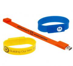 USBB USB Flash Drive Bracelet