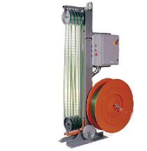 CD12 Jumbo Plastic Strapping Dispenser
