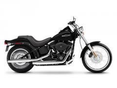 2007 H-D® FXSTB Softail® Night Train®