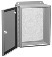 Type 4 Mild Steel Junction Box