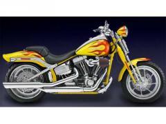 2009 H-D® FXSTSSE3 CVO™ Softail® Springer®
