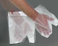 Single Use Disposable Mitts, Sher-Mitt®