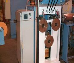 Wire preheater