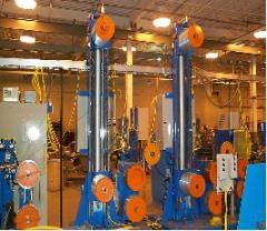 Vertical accumulators