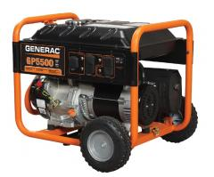 Generac GP5500 Portable Generator - 5500 Watts