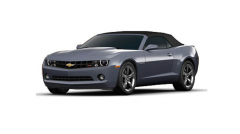 2011 Chevrolet Camaro Convertible 2SS Vehicle