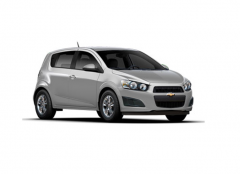 2013 Chevrolet Sonic Hatch 1SF Vehicle