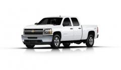2012 Chevrolet Silverado 2500HD Crew Cab Truck