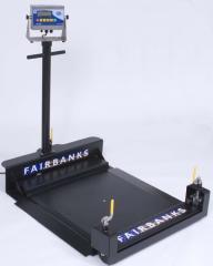 Aegis Drum Scale, Fairbank