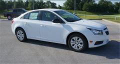 2012 Chevrolet Cruze Sedan LS Vehicle