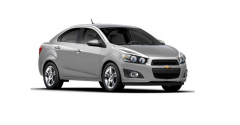 2013 Chevrolet Sonic Sedan 1SD Vehicle