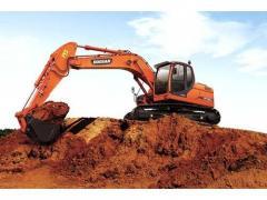 Doosan Construction DX180LC Crawler Excavators