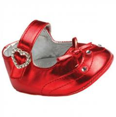 The Dorothy Janes baby shoes