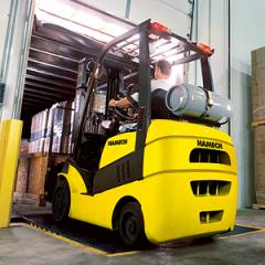 Cushion Tire Lift Trucks