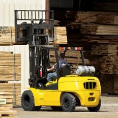 Pneumatic Tire Lift Trucks