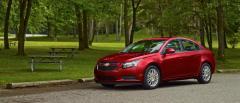 Chevrolet Cruze New Car