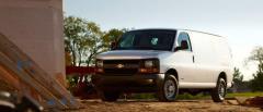Chevrolet Passenger Express Van